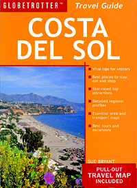 Costa Del Sol: Travel Guide (+ Pull-out Travel Map) andalucia costa del sol insight travel map 1 300 000