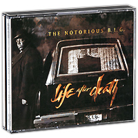 The Notorious B.I.G. The Notorious B.I.G. Life After Death (2 CD) тонер samsung mlt d205l see