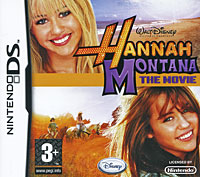 Hannah Montana: The Movie (DS)