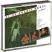 Heinz Rudolf Kunze. Die Stadte Sehen Aus Wie Schlafende Hunde (2 CD)