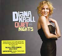Дайана Кролл Diana Krall. Quiet Nights. Limited Edition дайана кролл diana krall from this moment on