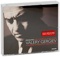 Валерий Гергиев,The London Symphony Orchestra,Джордан Николич,Джон Эллей Valery Gergiev. Prokofiev. The Complete Symphonies (4 CD)