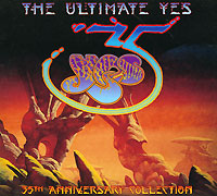 Yes Yes. The Ultimate Yes. 35th Anniversary Collection (2 CD) yes yes relayer cd dvd