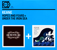 Keane Keane. Hopes And Fears / Under The Iron Sea (2 CD) under the moon stage 1 cd