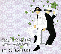 Фрик Номд,DJ Ramires Freak Nomad. New Account. Mixed Album By DJ Ramires transparent seal retro pipe scrapbook diy photo album chapters rubber product stamp card hand account