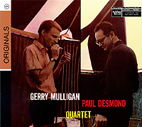 Zakazat.ru Gerry Mulligan & Paul Desmond. Blues In Time