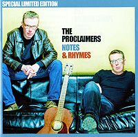 The Proclaimers The Proclaimers. Notes & Rhymes. Special Limited Edition (2 CD) jenny dooley virginia evans hello happy rhymes nursery rhymes and songs