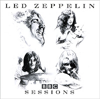 Led Zeppelin Led Zeppelin. BBC Sessions (2 CD) bbc sessions cd