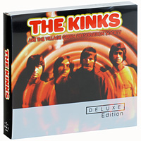 The Kinks The Kinks. The Kinks Are The Village Green Preservation Society. Deluxe Edition (3 CD) the kinks