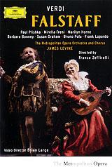 James Levine, Verdi: Falstaff
