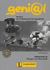 Geni@l: Deutsch als Fremdsprache fur Jugendliche: Videotrainer A1 geni l deutsch als fremdsprache fur jugendliche testheft a1 cd rom