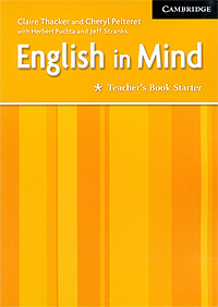 English in Mind: Teacher's Book Starter mccarthy m english vocabulary in use upper intermediate 3 ed with answ cd rom английская лексика