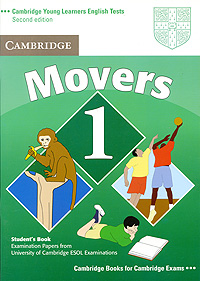 Cambridge Movers 1 cambridge key english test 3 examination papers from university of cambridge esol examinations