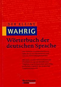 Der kleine Wahrig. Worterbuch der deutschen Sprache mario und der zauberer