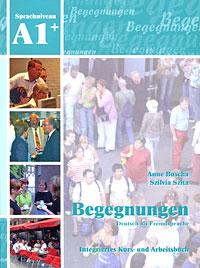 Begegnungen A1+: Integriertes Kurs- und Arbeitsbuch (+ 2 CD) паяльники горелки a1 kanthal a1