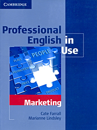 Professional English in Use Marketing marketing research