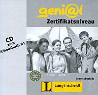 Geni@l: Zertifikatsniveau: Arbeitsbuch B1 (аудиокурс на CD) die entscheidung cd
