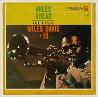 Майлз Дэвис,Orchestra Under The Direction Of Gil Evans Miles Davis. Miles Ahead майлз дэвис miles davis quintet davis miles quintet miles smiles hq lp