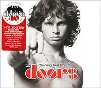 The Doors The Doors. The Very Best Of. 40th Anniversary (2 CD) cd the doors l awoman 40th anniversary edition