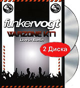 Funker Vogt: Warzone K17 - Live In Berlin (2 DVD) free soldier eod decorative rubber velcro armband black white