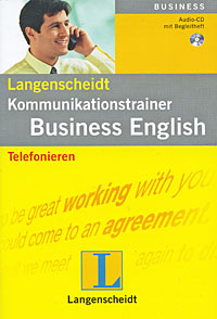 Kommunikationstrainer Business English (аудиокурс на CD)