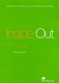 Inside Out: Elementary: Video Teacher's Book inside out elementary video teacher s book