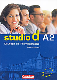 Studio d A2: Deutsch als Fremdsprache: Sprachtraining vocabulario elemental a1 a2 2cd