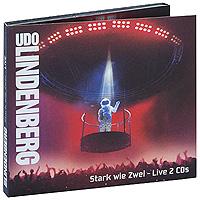 Удо Линдерберг Udo Lindenberg. Stark Wie Zwei. Live (2 CD) удо линдерберг udo lindenberg live intensivstationen special deluxe edition 2 cd
