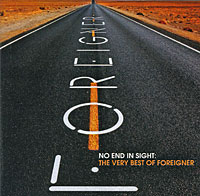 No End In Sight No End In Sight. The Very Best Of Foreigner (2 CD) bandena tip end band 5 pcs in blister home
