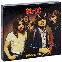 AC/DC AC/DC. Highway To Hell. Limited Edition Box cd ac dc highway to hell special edition digipack
