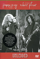 Jimmy Page & Robert Plant: No Quarter - Unledded vox v847a classic wah wah guitar effects pedal