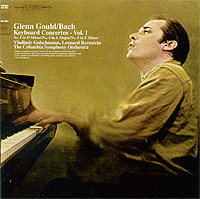 Гленн Гульд Glenn Gould. Bach. Keyboard Concertos. Vol. 1. Anniversary Edition new laptop keyboard bezel upper case w touchpad for sony sve14 sve141 laptop palmrest cover 4fhk6phn080 4fhk6phn020 4fhk6phn060
