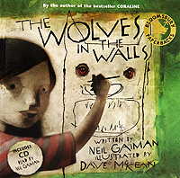 The Wolves in the Walls (+ CD)