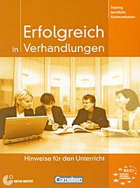 Erfolgreich bei Besprechungen: Hinweise fur den Unterricht erfolgreich in verhandlungen cd page 9