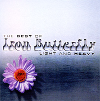 Iron Butterfly. Light And Heavy: The Best Of Iron Butterfly
