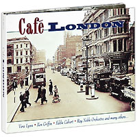Фото - Cafe London (2 CD) cafe london 2 cd