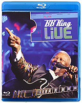 B.B. King: Live (Blu-ray) гитарный комбоусилитель roland blues cube stage