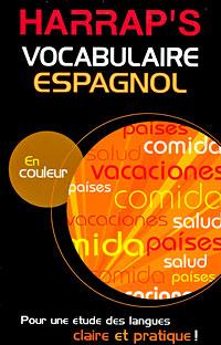 Harrap's: Vocabulaire espagnol les mots