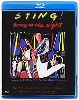 Sting: Bring On The Night (Blu-ray) sting sting the complete studio collection 16 lp
