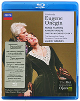 Tchaikovsky, Valery Gergiev: Eugene Onegin (Blu-ray) original new dji spark portable charging station hub for spark drone