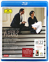 Mozart, Nicolaus Harnoncourt: Le Nozze Di Figaro (Blu-ray) gorgeous 50cm length golden thick figaro chain necklace for men