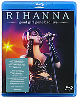 Rihanna: Good Girl Gone Bad Live (Blu-ray) c