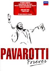 Luciano Pavarotti: Forever shure mx153c o tqg