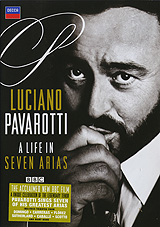 Luciano Pavarotti: A Life In Seven Arias placido domingo my greatest roles the documentary