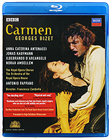 Bizet, Antonio Pappano:  Carmen (Blu-ray) Decca,British Broadcasting Corporation (BBC)