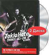 Tokio Hotel - Zimmer 483: Live In Europe (2 DVD) hans zimmer hans zimmer live in prague 4 lp
