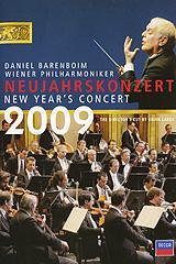 Barenboim Daniel, Wiener Philharmoniker: New Year's Concert 2009 wiener index of graphs
