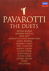 Luciano Pavarotti: The Duets bryan adams live at slane castle
