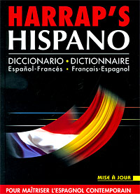Harrap's hispano dictionnaire massin verbes de contact 2ed