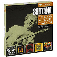 Карлос Сантана Santana. Original Album Classics (5 CD) карлос сантана santana ultimate santana